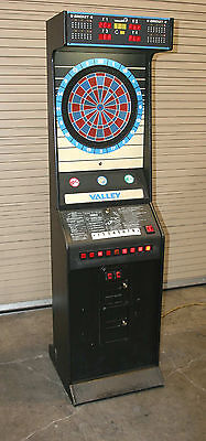 Valley Cougar electronic soft tip dart game operation service manual in .pdf