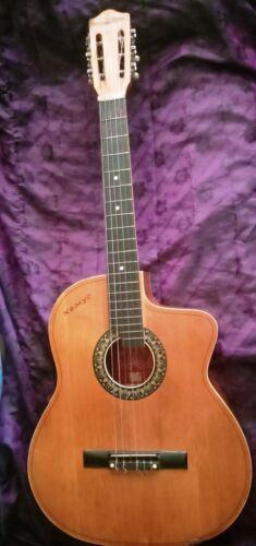 """Guitar 4/4, 6 str """"Hemus"""" Bulgarian Cremona, 1975"""