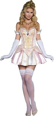 Sexy Adult Halloween InCharacter Deluxe Adult Fairytale Flirt Princess Costume (Fairytale Princess Costume Adults)