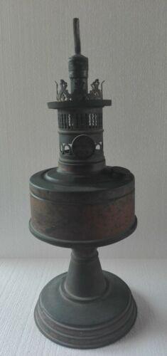 Antique TITO-LANDI TITUS Paris Petrol/Alcohol Lamp