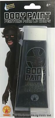 Black Rubie's 3.4oz Tube Makeup Body Paint - Body Paint Tube