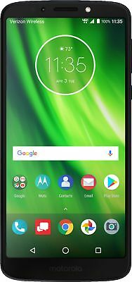 Verizon Prepaid - Moto G6 Play with 16GB Memory Prepaid Cell Phone - Deep Indigo