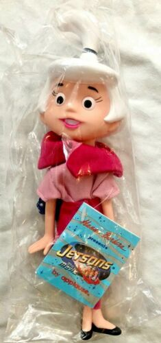 """VINTAGE 1990 JETSONS THE MOVIE JUDY 10"""" DOLL by Applause NEW"""