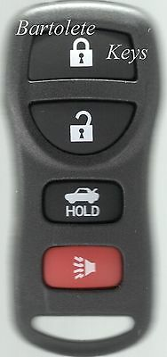 Replacement Keyless Entry Remote Fits Infiniti FX35 FX45 G35 and More Car Models