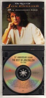 JON ENGLISH: 20TH ANNIVERSARY ALBUM BEST OF CD IMPORT POP ROCK OUT OF (Best Pop Compilation Albums)