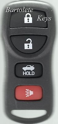Replacement Keyless Remote Shell Fits Infiniti FX35 FX45 and More Car Models