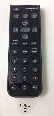 SiriusXM Universal Remote Control SXIR2 for XM Onyx, Sirius Starmate 8 (New)