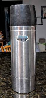 Classic Thermos Stainless Steel Vacuum Bottle
