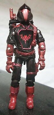 NEW G.I.JOE BLACK MAJOR CUSTOM HALLOWEEN VAMPIRE B.A.T. - A Vampire Halloween