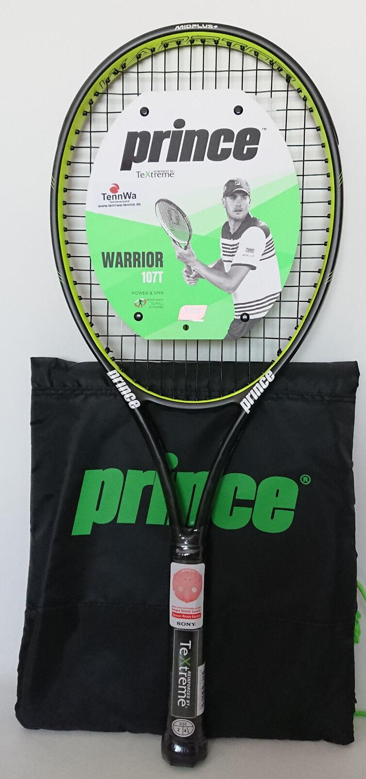 TOP Tennisschläger für Turnierspieler mit Exo3 PRINCE TXT Phantom 100