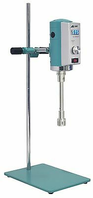 Lab Homogenizer Disperser Mixer Ad300l-h 300-18000rpm Digital Display 28 36g