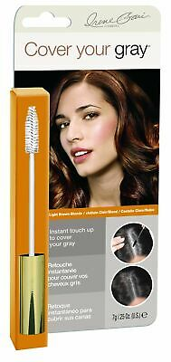 - Cover Your Gray Brush In Wand - Light Brown Blond .25 oz.