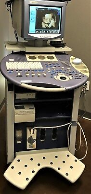 Used Ge Voluson 730 Pro 3d4d Ultrasound Machine