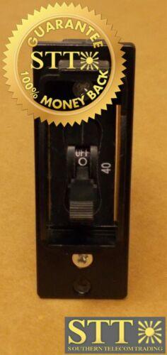 090-0052-0040 Telect 40 Amp 80v Bullet Breaker Kit