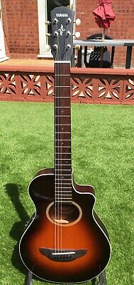 yamaha  apxt2 - 3/4 Travel Guitar