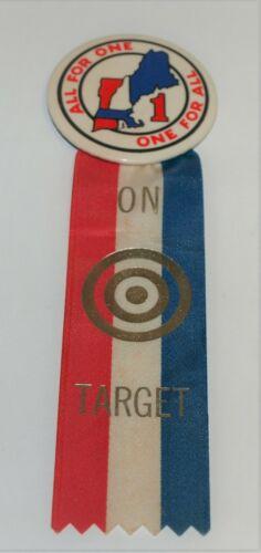 BSA PIN BACK…REGION 1 - ON TARGET