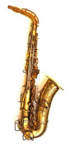 Conn Gold Plated Transitional 1929 234K Alto Sax Saxophone