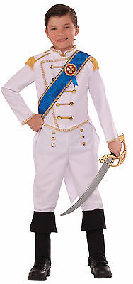 Child Happily Ever After Prince Charming Costume (Prince Charming Kids Costume)