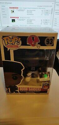 Funko Pop! NFL Deion Sanders Toys R Us Exclusive BRAND NEW #93