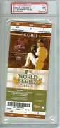 2011 World Series Tickets