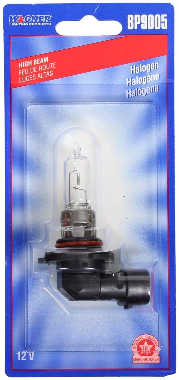 2 Pack Wagner Lighting Bp9005 Halogen Capsule