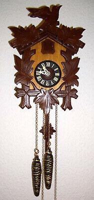 very beautiful Black Forest cuckoo clock