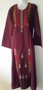 Egyptian-Stitched-Embroided-Abaya-Caftan-Kaftan-Jilbab-Women-Dress-Galabeya-53