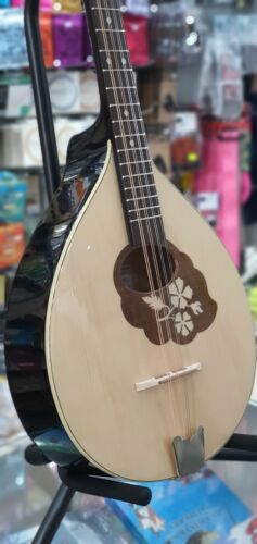 Irish Bouzouki,made by Hora,NEW, solid wood (spruce top), black back