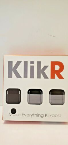 KlikR Smartphone Controlled IR Remote Module~Use Your Mobile with Any Appliance