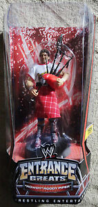 WWE Entrance Greats Mattel 2010