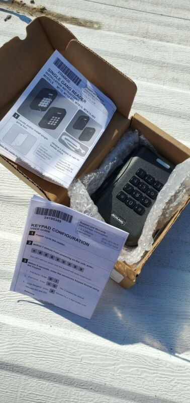 Schlage Aptiq MTK15 Multi-Technology Single-Gang Keypad