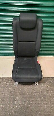 TOYOTA VERSO Front Pair of Luxury KNIGHTSBRIDGE LEATHER LOOK Car Seat Covers