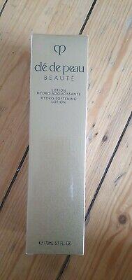 BNIB Cle De Peau Hydro-softening lotion 170ml Luxe beauty RRP £100
