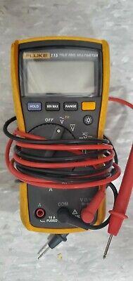 Fluke 115 600vac Field True Rms Digital Multimeter