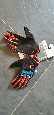 Cube Langfinger Fahrrad Handschuhe Race Armourgel Gr. S (7) #11926 neu
