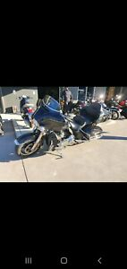 Harley davidson ultra,2013 big shot vans & hines pipes,extras,