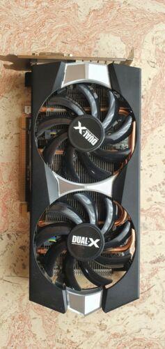 AMD Radeon R9 270x 2GB Sapphire Dual-X Grafikkarte GPU