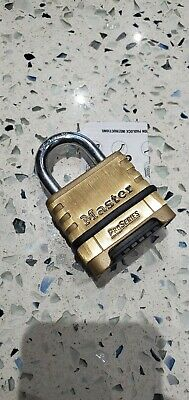 Master Lock Padlock Combination Pro Series