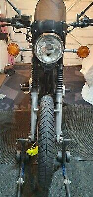 Yamaha XS250 Motorcycle