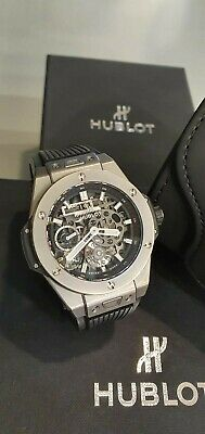 Hublot big bang Titanium Watch 414.NI.1123.RX