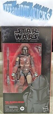 Star Wars Black Series The Mandalorian #94 6 inch Figure Hasbro Brand New Sealed