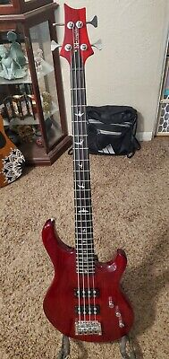 PAUL REED SMITH PRS SE Kingfisher 4-String Bass Guitar