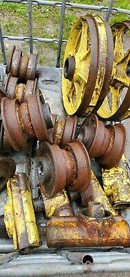 John Deere Mc Lindeman Crawler Dozer Lower Idler Rollers Farmerjohnsparts