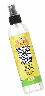NEW Bitter Lemon Spray | Stop Biting and Chewing for Puppies Ol... Free Shipping