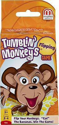 Tumblin' Monkeys Flipping Game By Mattel
