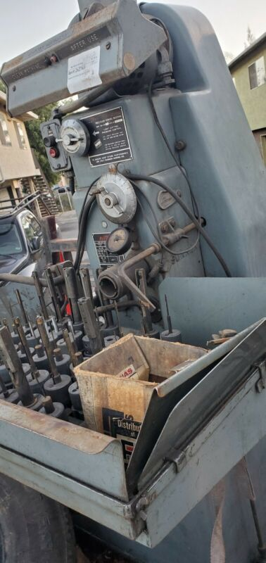 Sunnen MBB-1600 precision honing machine 40+ mandrels
