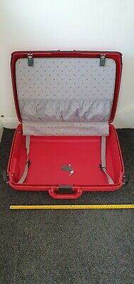 SAMSONITE Luggage Hardshell Suitcase with key code & Key.