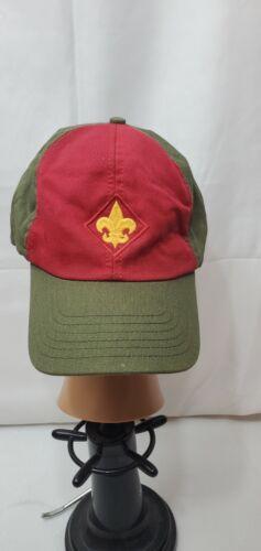 Boy Scout uniform baseball hat red front Snapback Trucker Cap
