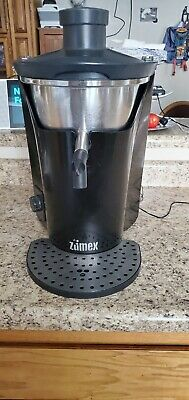 Zumex Multifruit Commercial Grade Centrifugal Juicer Speed Control Version 2015