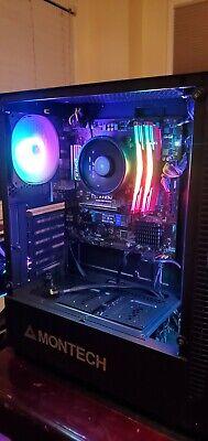 Gaming pc ryzen 5 2600 M.2 500 gb (NO GPU!!!)